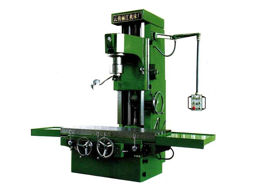 Mengenal Mesin Bor Silinder Meja dan Jenisnya