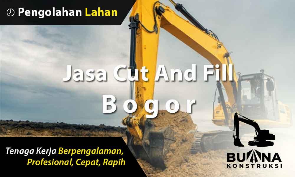 Jasa Cut And Fill Bogor