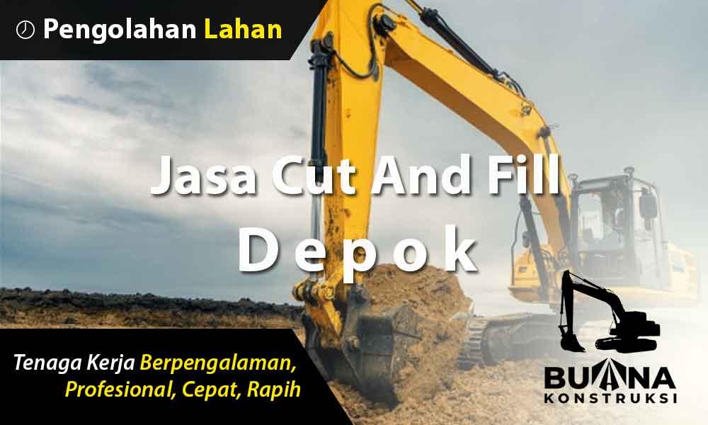 Jasa Cut And Fill Depok
