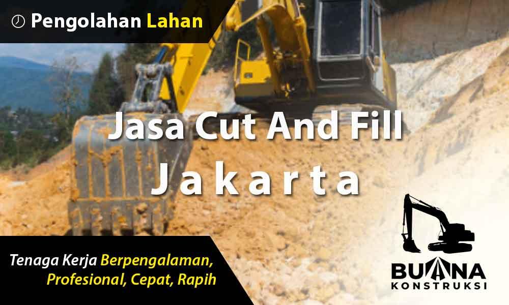 Jasa Cut And Fill Jakarta