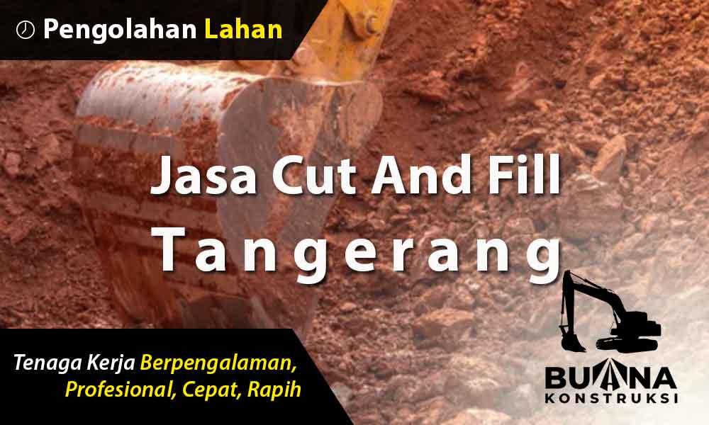 Jasa Cut And Fill Tangerang