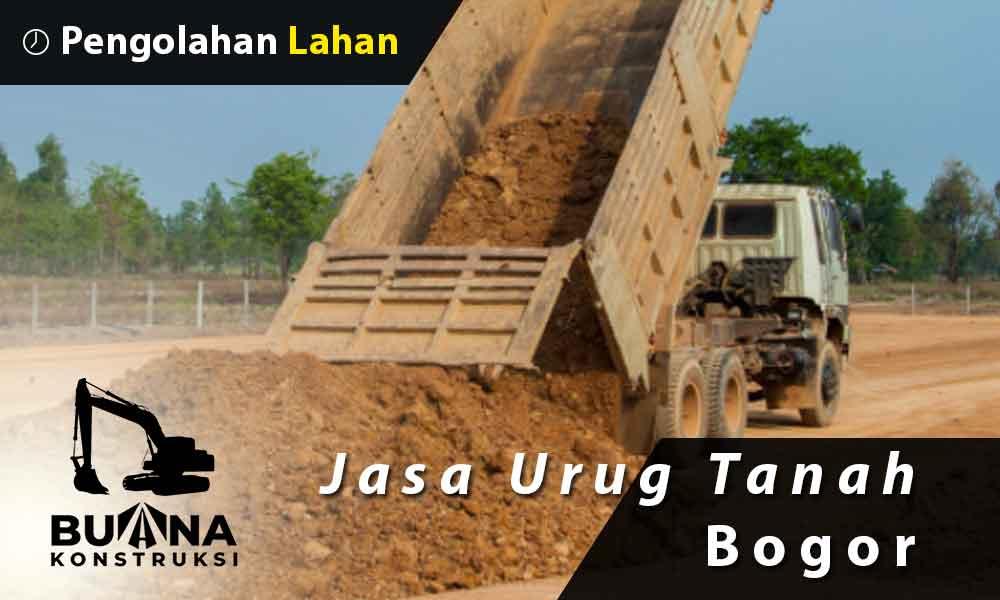 Jasa Urug Tanah Bogor