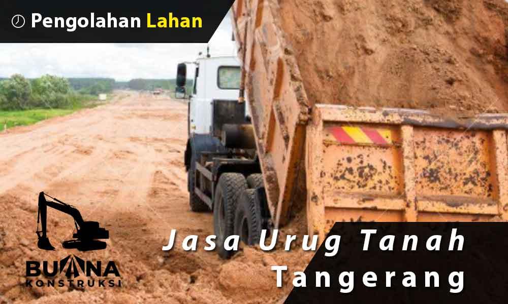 Jasa Urug Tanah Tangerang