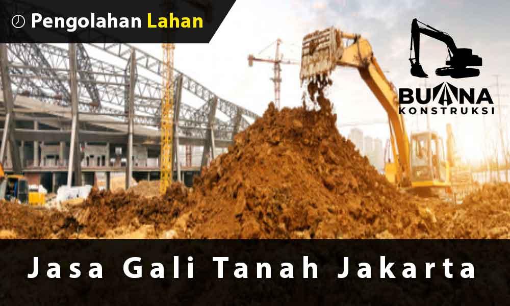 jasa galian tanah Jakarta