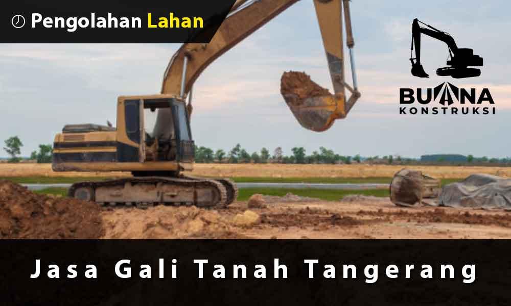 jasa galian tanah Tangerang