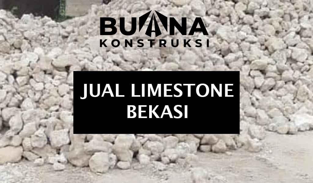harga limestone Bekasi - jual batu kapur gamping per m3 kubik murah