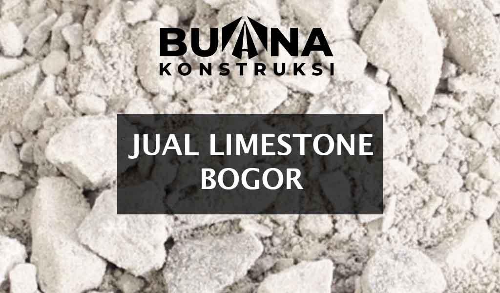 harga limestone Bogor - jual batu kapur gamping per m3 kubik murah