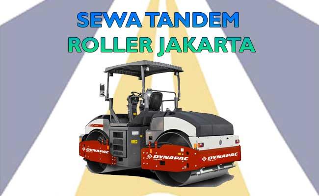 Sewa Tandem Roller Jakarta